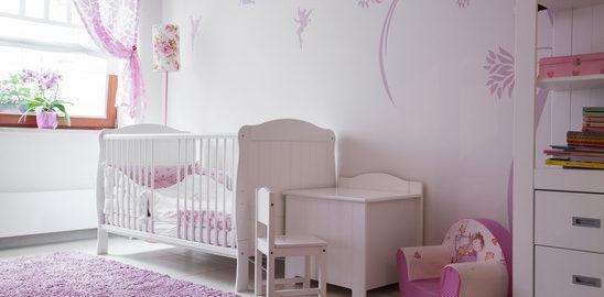 Babybett Mädchen